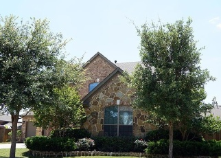Foreclosed Home in PAMPLONA, Grand Prairie, TX - 75054