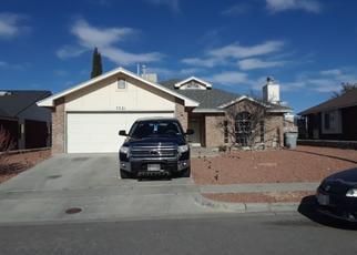 Foreclosed Home in LUZ DE LUMBRE AVE, El Paso, TX - 79912