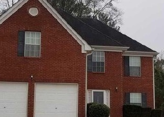 Foreclosed Home en CAMELIA ST, Riverdale, GA - 30296