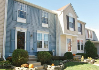 Foreclosed Home en LOGAN CT, Abingdon, MD - 21009