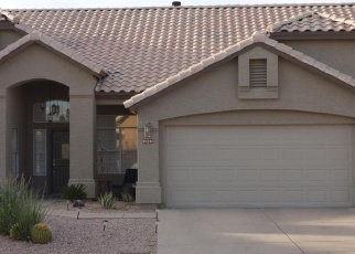 Foreclosed Home in N 110TH PL, Scottsdale, AZ - 85262