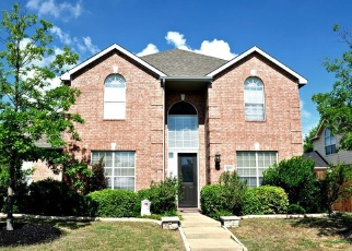 Foreclosed Home in MCMULLEN DR, Plano, TX - 75025