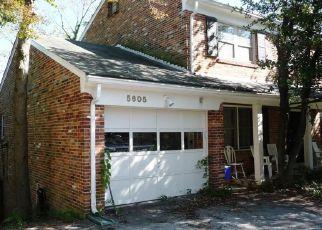 Foreclosed Home en BRADLEY BLVD, Bethesda, MD - 20814