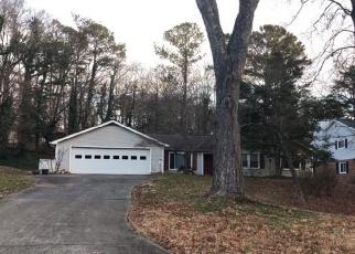Foreclosed Home en CANTON HILLS CT, Marietta, GA - 30062
