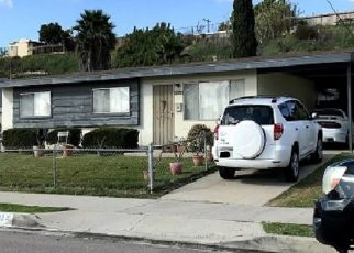 Foreclosed Home in E OXFORD ST, Chula Vista, CA - 91911