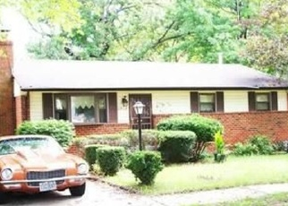 Foreclosed Home en WOODLARK DR, District Heights, MD - 20747