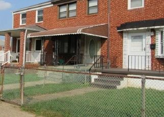 Foreclosed Home en CORBY RD, Essex, MD - 21221