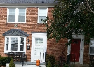 Foreclosed Home en OVERBROOK RD, Catonsville, MD - 21228