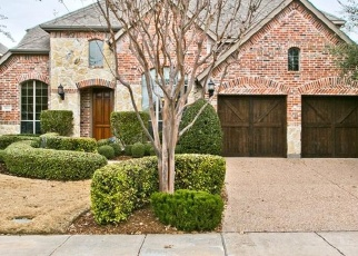 Foreclosed Home in CASCADES DR, Mckinney, TX - 75070