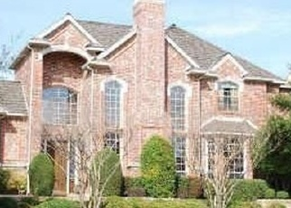 Foreclosed Home in SOUTHERN HILLS DR, Frisco, TX - 75034