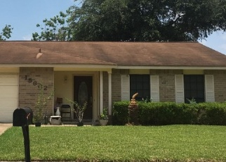 Foreclosed Home in SIERRA VALLE DR, Houston, TX - 77083