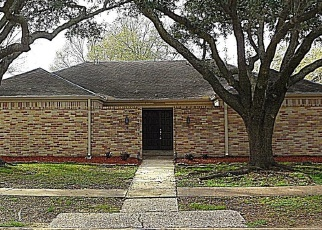 Foreclosed Home in CLOUDMOUNT DR, Houston, TX - 77084