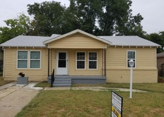 Foreclosed Home in STRONG AVE, Fort Worth, TX - 76105