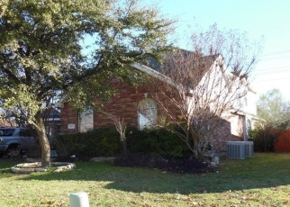 Foreclosed Home in REDBUD DR, Allen, TX - 75002