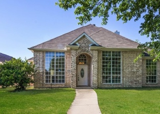 Foreclosed Home in ANCHOR DR, Wylie, TX - 75098