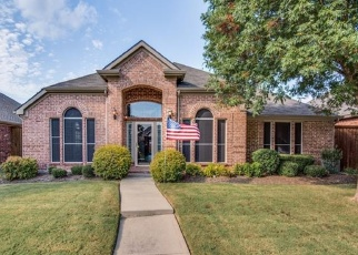 Foreclosed Home in OLDHAM DR, Mckinney, TX - 75070