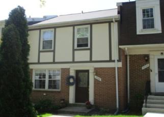 Foreclosed Home en BUEHLER CT, Olney, MD - 20832