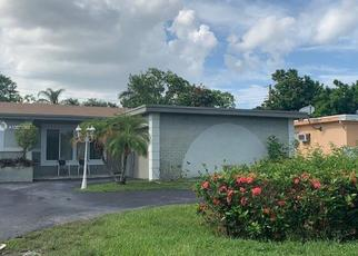 Foreclosed Home in PETUNIA DR, Hollywood, FL - 33023