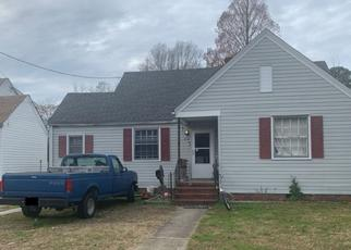 Foreclosed Home en PLOVER DR, Portsmouth, VA - 23704
