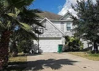 Foreclosed Home in RICEWOOD VILLAGE TRL, Katy, TX - 77449