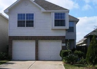 Foreclosed Home in BITON DR, Houston, TX - 77083
