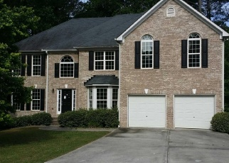 Foreclosed Home en PINEBURR LN, Stone Mountain, GA - 30087