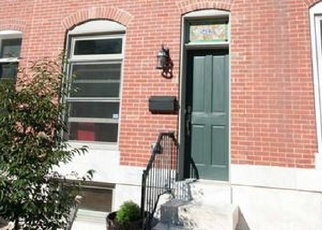Foreclosed Home en S ROBINSON ST, Baltimore, MD - 21224