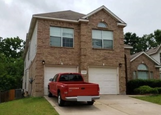 Foreclosed Home in MONTE CARLO DR, Mansfield, TX - 76063