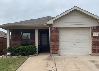 Foreclosed Home in RIVER POINTE DR, Fort Worth, TX - 76114
