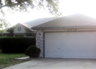 Foreclosed Home in SUNDOWN DR, Killeen, TX - 76543