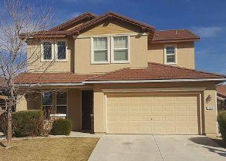Casa en ejecución hipotecaria in Sparks, NV, 89436,  JERMANN CT ID: S70193877