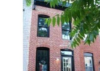 Casa en ejecución hipotecaria in Baltimore, MD, 21231,  N MADEIRA ST ID: S70196156