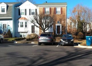 Casa en ejecución hipotecaria in Fairfax, VA, 22033,  BUCKEYE CT ID: S70201406
