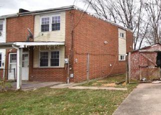 Casa en ejecución hipotecaria in Halethorpe, MD, 21227,  CALEDONIA AVE ID: S70205503