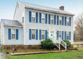 Casa en ejecución hipotecaria in Ashland, VA, 23005,  RAPIDAN CT ID: S70208483