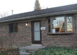 Casa en ejecución hipotecaria in Garden City, MI, 48135,  JOHN HAUK ST ID: S70209183