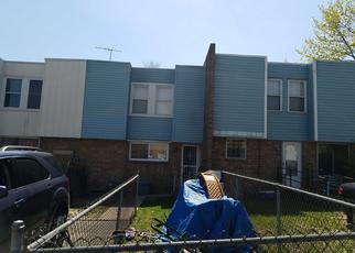 Casa en ejecución hipotecaria in Chester, PA, 19013,  M L KING PEDESTRIAN WAY ID: S70214195