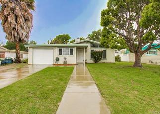 Foreclosure Home in Vista, CA, 92083,  TYLEE ST ID: S70215732