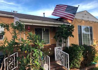 Casa en ejecución hipotecaria in South Gate, CA, 90280,  KAUFFMAN AVE ID: S70218621