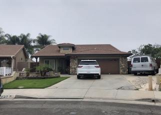 Casa en ejecución hipotecaria in Menifee, CA, 92584,  FITZGERALD PL ID: S70219339