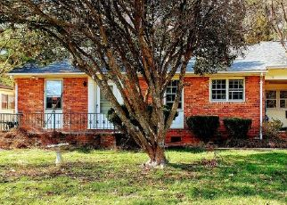 Casa en ejecución hipotecaria in Danville, VA, 24541,  SOUTHLAND DR ID: S70234809