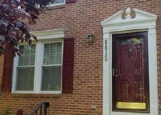 Casa en ejecución hipotecaria in Frederick, MD, 21703,  FALLARD PL ID: S70238170