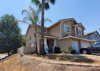 Casa en ejecución hipotecaria in Murrieta, CA, 92562,  HILLSBORO CIR ID: S70239055