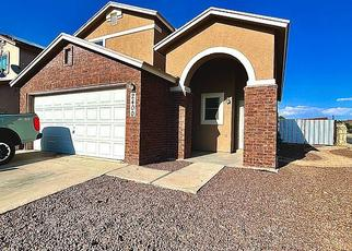 Foreclosure Home in El Paso, TX, 79938,  SPARROW POINT ST ID: S70239440