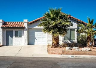 Foreclosure Home in Laughlin, NV, 89029,  ESTEBAN AVE ID: S70239854