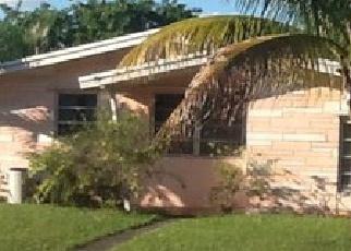 Foreclosure Home in Miramar, FL, 33023,  GRANADA BLVD ID: S6251834