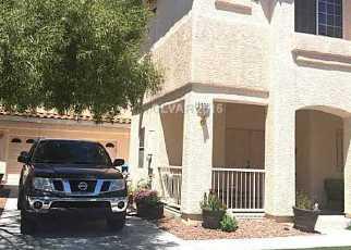 Casa en ejecución hipotecaria in Las Vegas, NV, 89178,  HOUSTON RIDGE AVE ID: 6280207