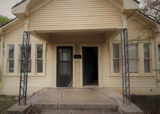 Foreclosure Home in Brownwood, TX, 76801,  3RD ST ID: 6320844