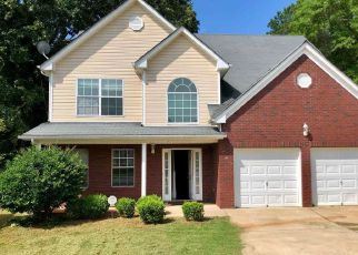 Foreclosed Home en KYLIE CT, Riverdale, GA - 30274