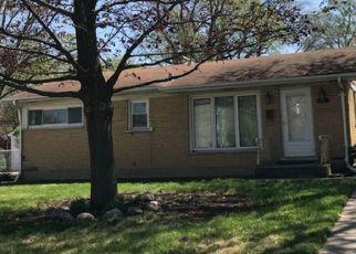 Casa en ejecución hipotecaria in Richton Park, IL, 60471,  RICHTON SQUARE RD ID: S6323353